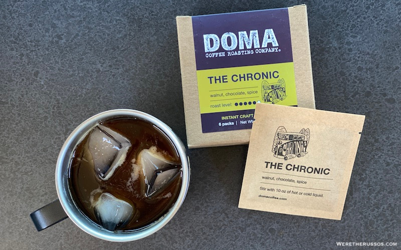 DOMA Chronic Coffee