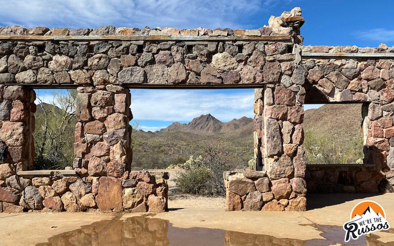 Bowen Stone House Hike in Tucson Arizona