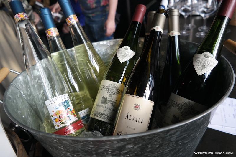 High Street Wine tasting San Antonio