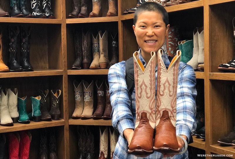 Cowboy boots ml leddy