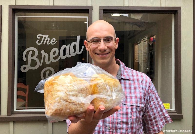 The Bread Box San Antonio artisan bread