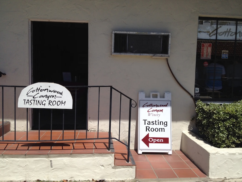 Cottonwood Tasting Room Santa Barbara