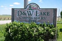 D&W Lake Camping RV Park Champaign