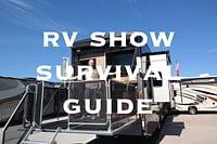 RV show Survival Guide