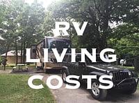 RV Living costs
