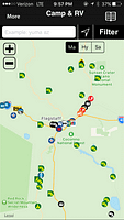 Must Have App for RVers - Allstays Camp and RV App