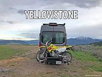 Yellowstone RV Trip Itinerary