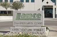 Lance Camper Factory Tour