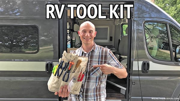 RV Tool Kit Must Have Tools for RV