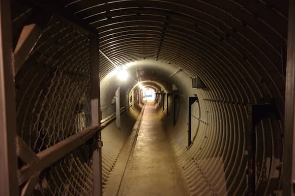 Missile Site Park Greeley Tunnel
