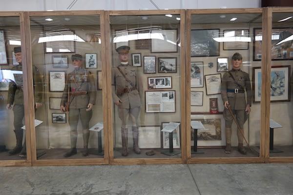 Pueblo Air Museum - Display
