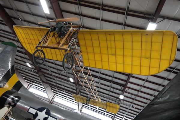 Pueblo Air Museum - WWI Plane