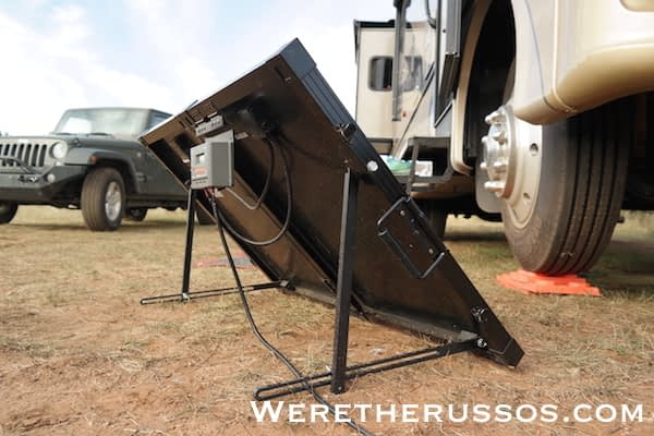 Renogy Portable Solar Panel - Stand