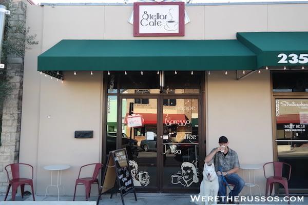 Stellar Cafe San Marcos TX