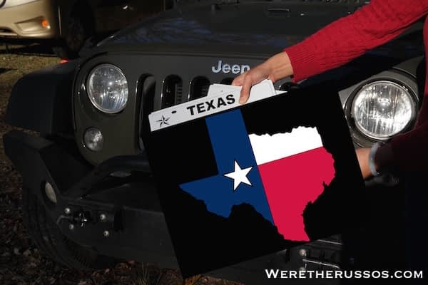 How to Become Texas Residents - Domicile in Texas