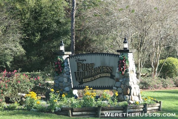 Disney's Fort Wilderness