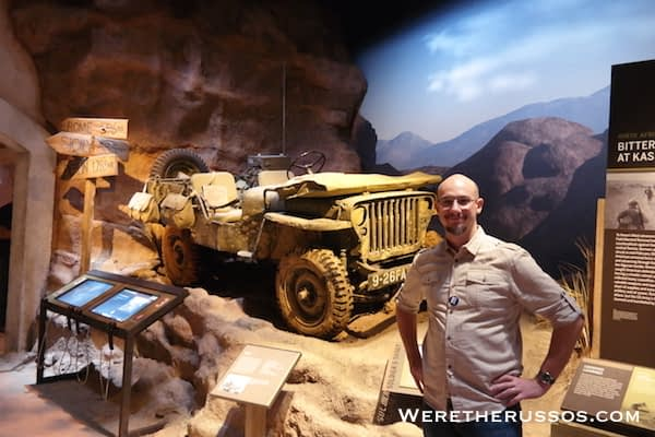 National WWII Museum - Jeep
