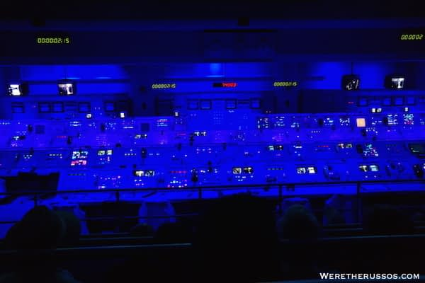 Kennedy Space Center Control room