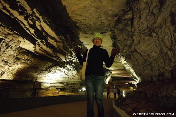 Mammoth Cave National Park Self Guided Tour