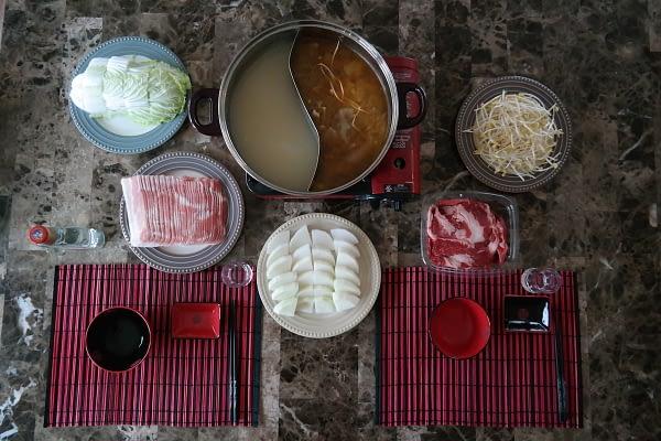 Chinese Hot Pot Recipe