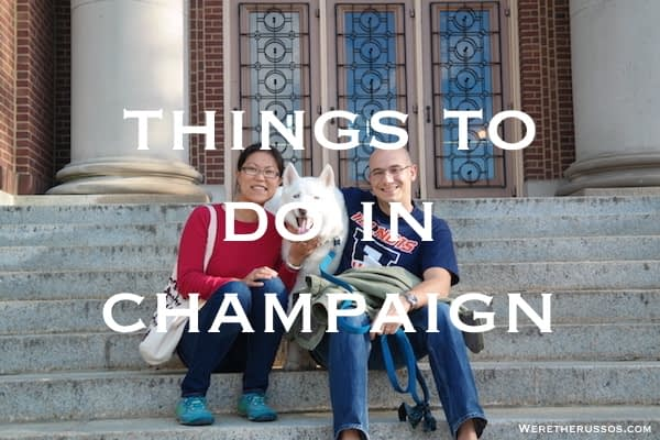 Things to do in Champaign Urbana