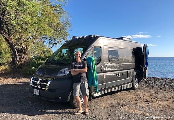 Maui RV Rental Campervan Hawaii