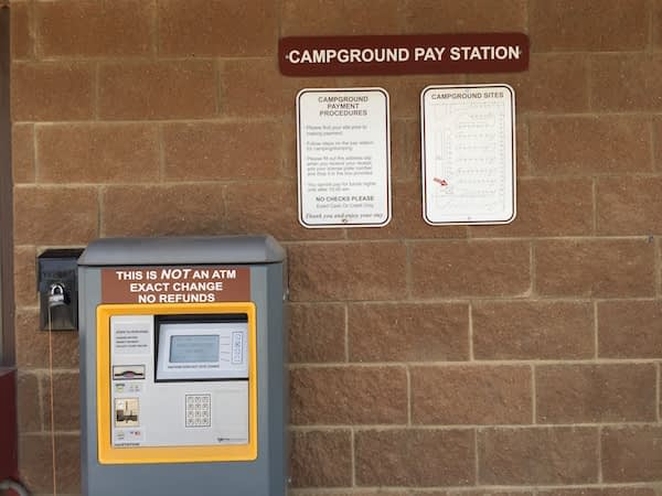 Boulder County Fairgrounds - Pay Station