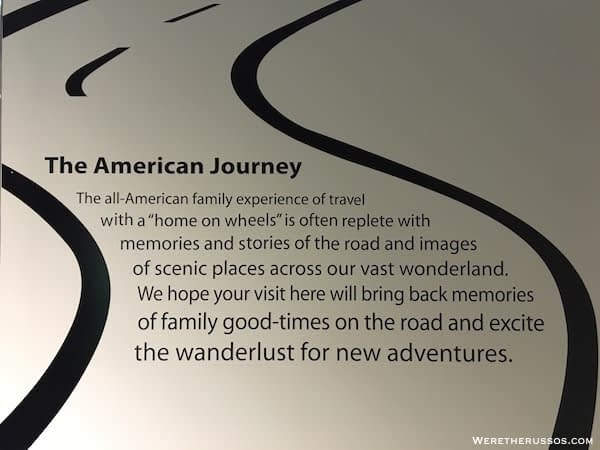RV MH Hall of Fame American Journey