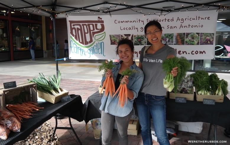 San Antonio Farmers Market