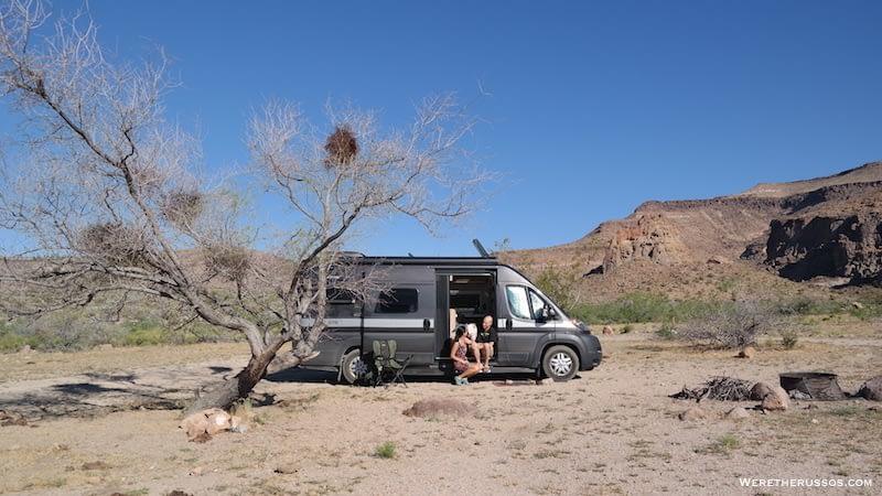 Off Grid Camping Camper Van Life