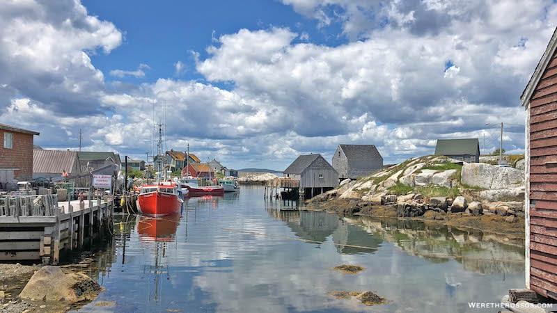 One Week in Nova Scotia Travel Guide