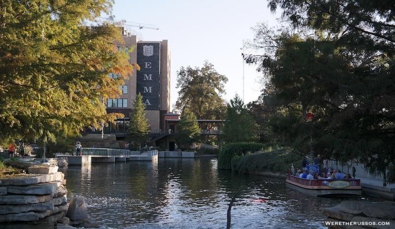 San Antonio Riverwalk The Pearl