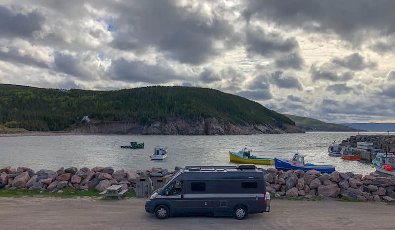 Cabot Trail Cape Breton Island
