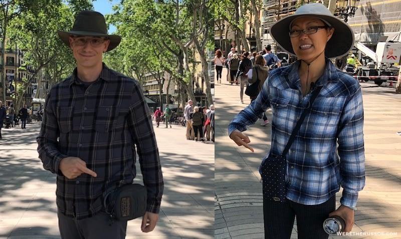Avoid Pickpockets in Barcelona