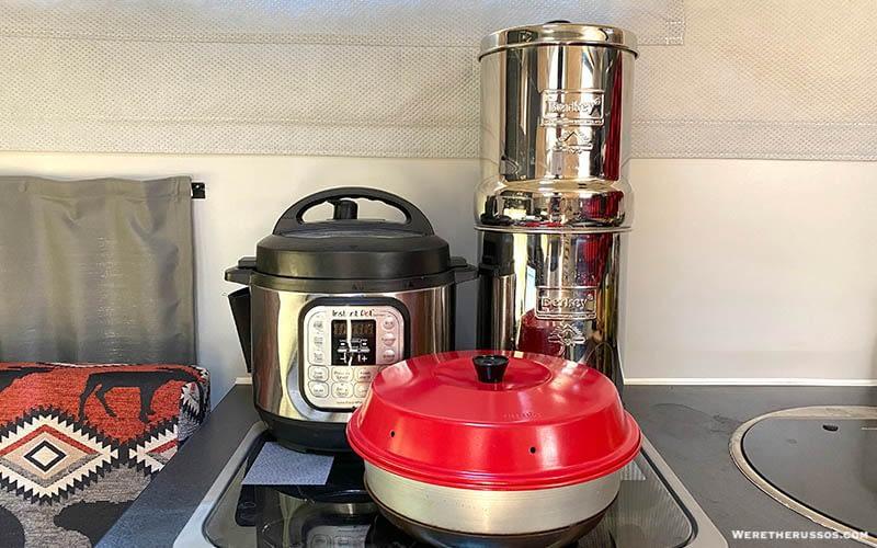 RV Kitchen Gadgets