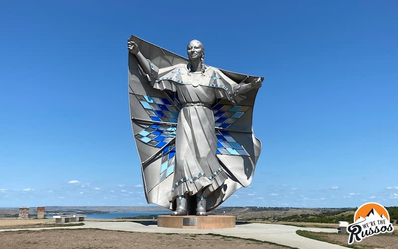 South Dakota Road Trip Dignity Sculpture