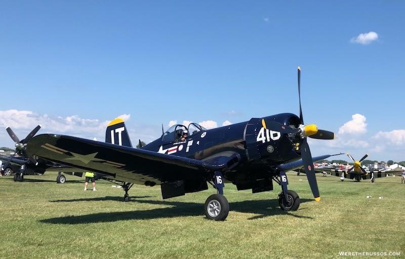 EAA AirVenture Oshkosh Air Show