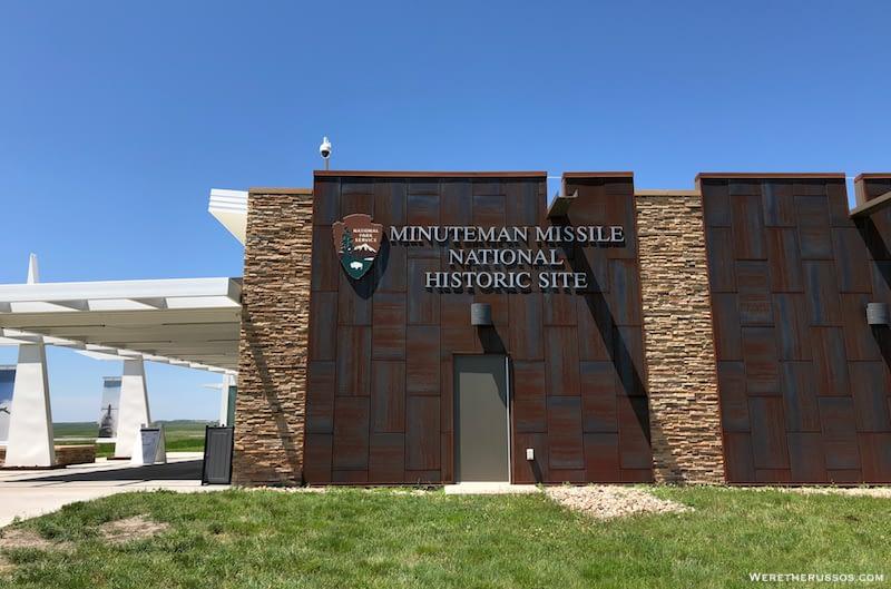 Visitor Center - Minuteman Missile National Historic Site