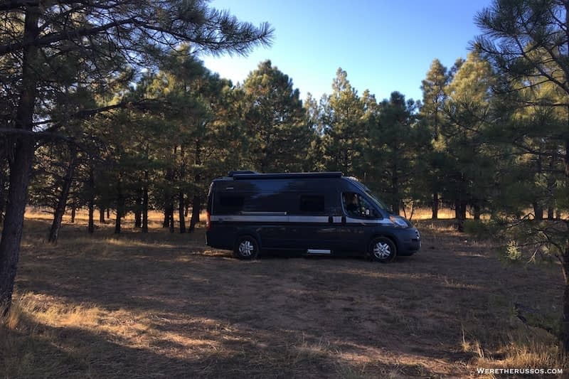 Free Camping A-1 Mountain Road