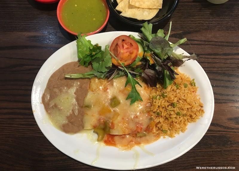 L&J Cafe El Paso