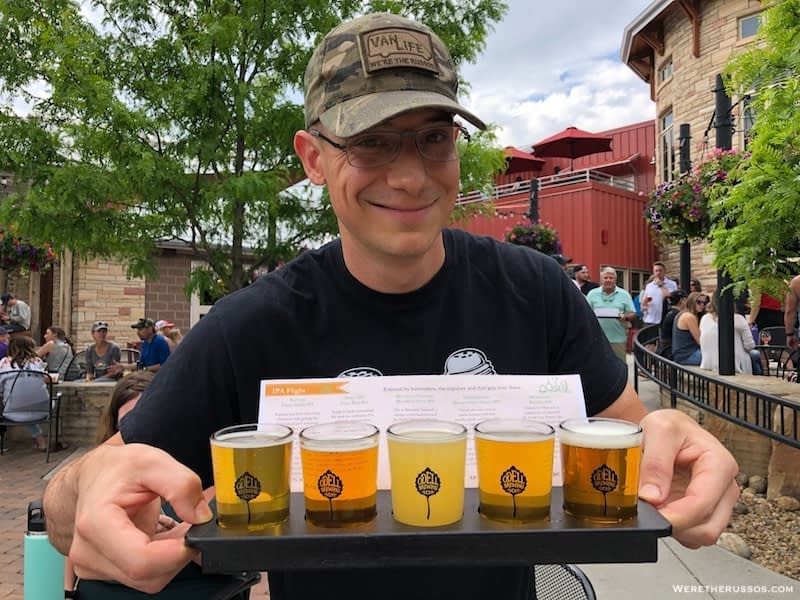 Breweries in Fort Collins - Odell