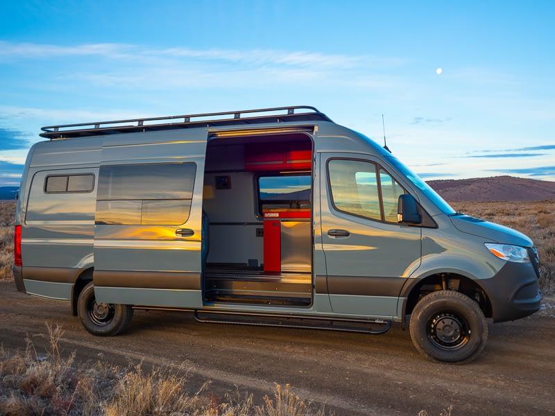Esplori Sprinter Van Conversions