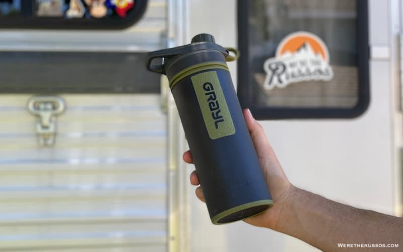 GRAYL Water Filter Review – Best Portable Water Purifier for Travel