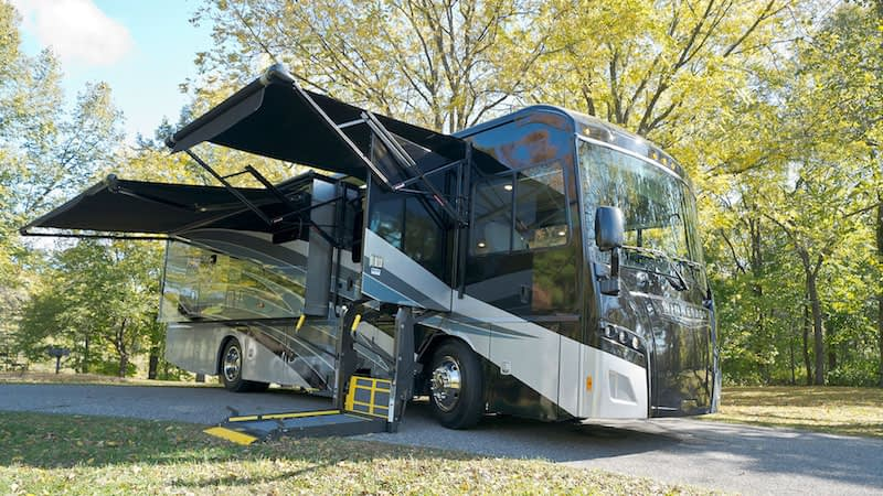 Wheelchair Accessible RVs, Upfitters and Resources