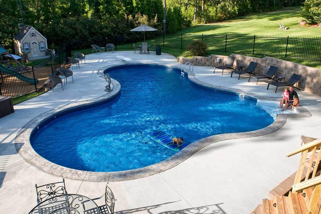 Prosper TX pool leak detection and repair