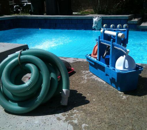 pool-spa leak repair
