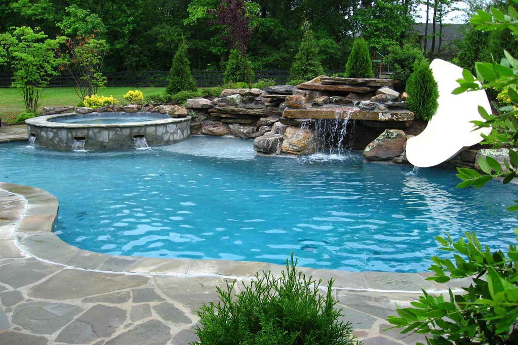 The Colony TX pool-spa leak repair